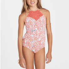 Traje de Baño Niña Sea Side 1 Piece