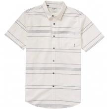 Camisa Manga Corta Hombre Flat Lines