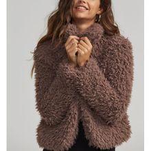 Chaqueta Mujer Fur Keeps