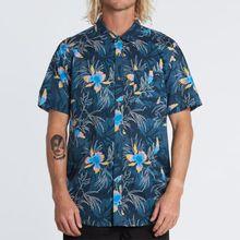 Camisa Manga Corta Hombre Sundays Floral