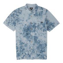 Camisa Manga Corta Hombre Sundays Tie Dye