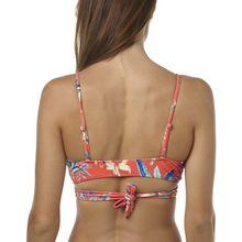Bikini Top Mujer Neon Paradise Wrap B
