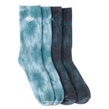 Calcetín Hombre Tie Dye Crew Sock