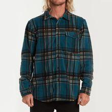 Camisa Hombre Furnace Flannel